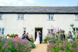 Wedding Photographer at River Cottage HQ Wedding Venue