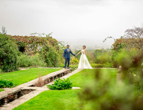 Hestercombe Wedding, near Taunton in Somerset