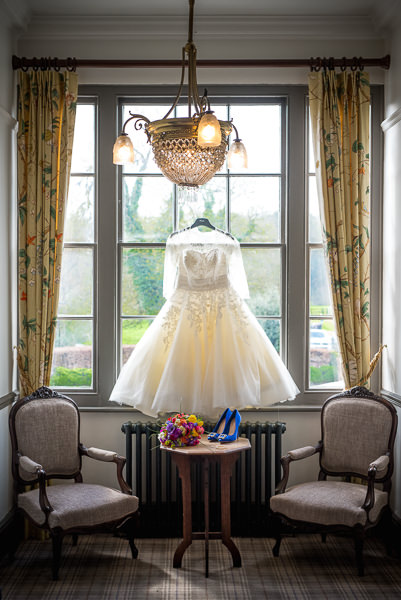 Wedding Crown Hotel Blandford