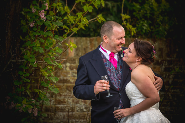 Wedding Crown Hotel Blandford Dorset