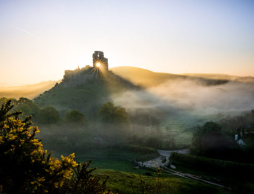 Visit the Dorset 'Jurassic' Coast – Corfe Castle & Kimmeridge Bay
